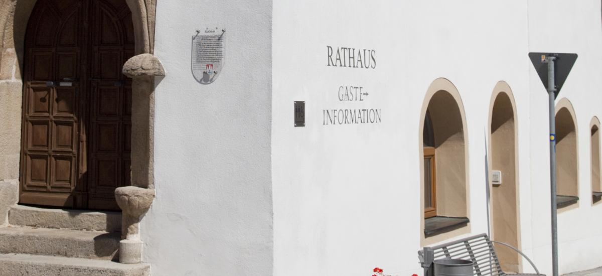 Rathaus in Nabburg