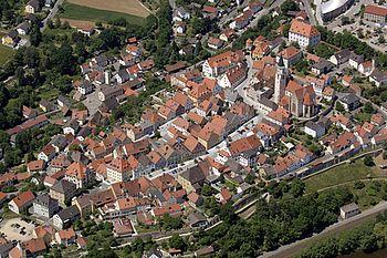 Historische Altstadt Nabburg